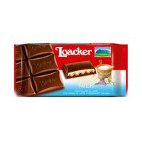 Loacker Chocolate Bar Milk 55GR