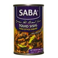Saba Squid Sisig 155g