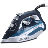 Black+Decker Steam Iron X2150-B5