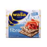 Wasa Fibre Rye Brea with Sesame Seeds And Oats Flakes 230g