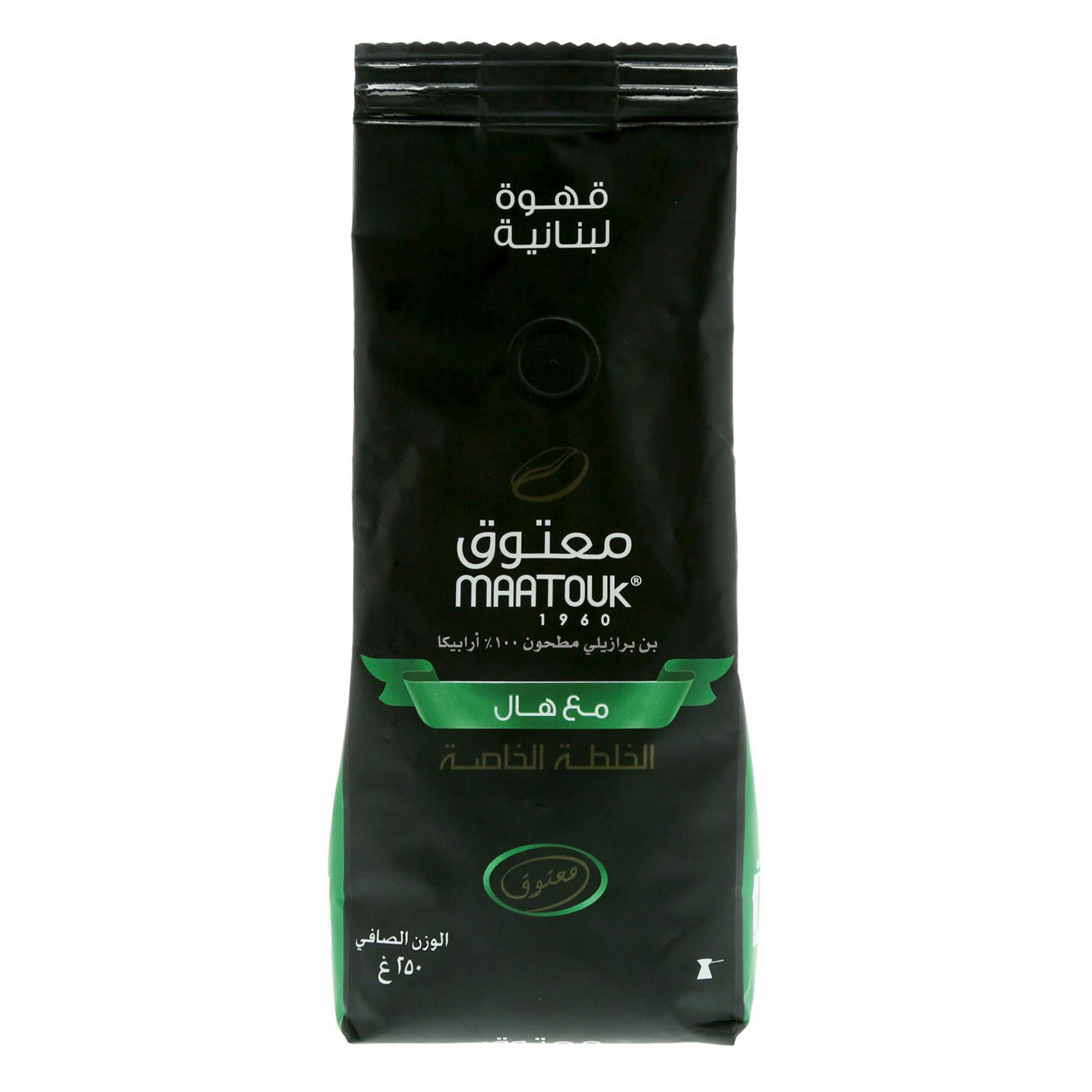 MAATOUK COFFEE CARDAMON 250GR