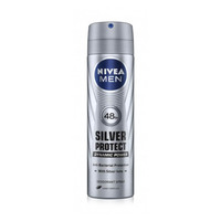 Nivea Deodorant For Men Silver Protect Spray 150ML