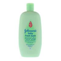 جونسون سائل الاستحمام منعش للأطفال 500 مل