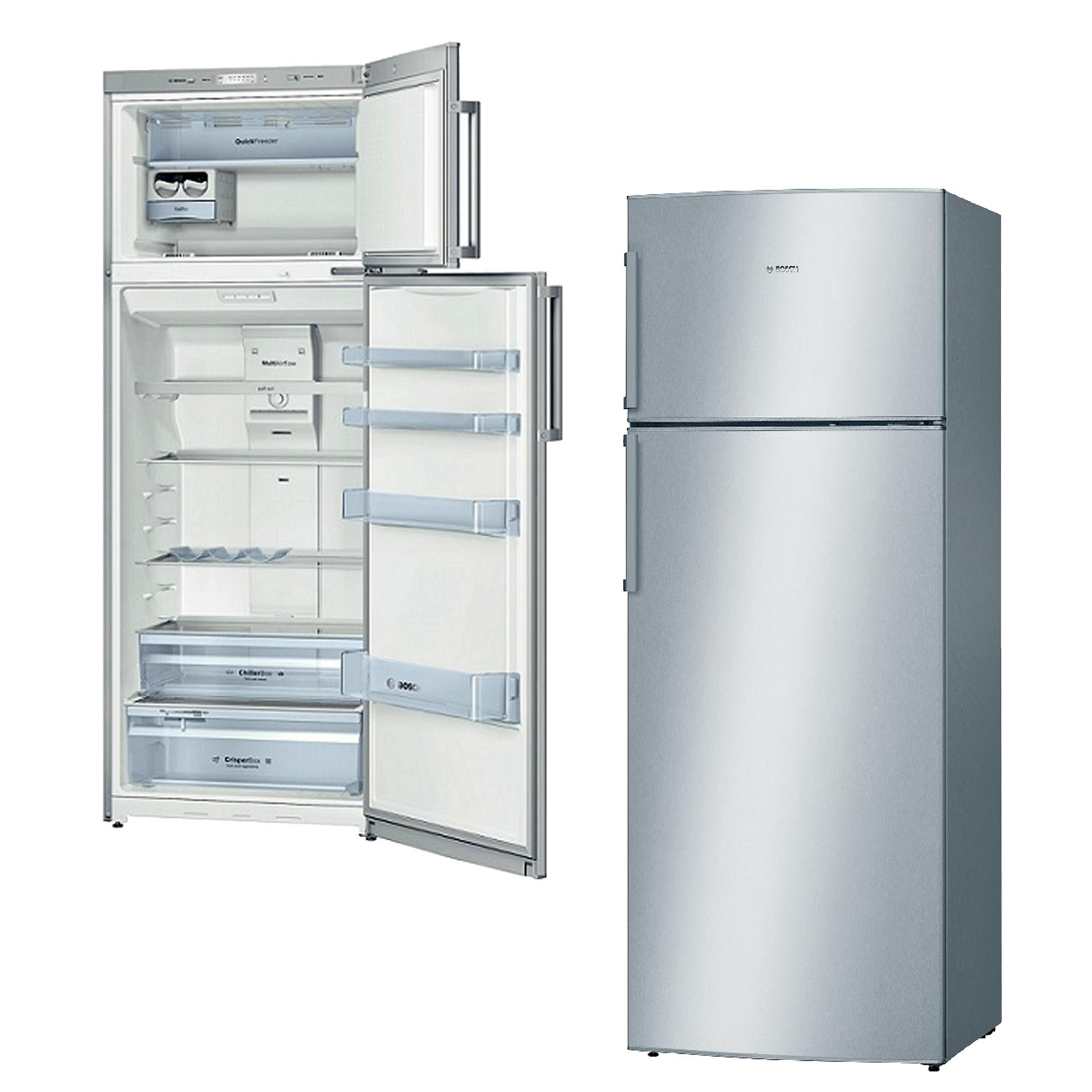 BOSCH FRIDGE KDN56VI20M 505L