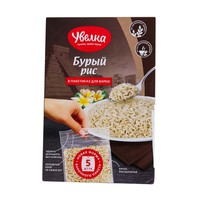 Uvelka Brown Rice In Bags 80g x5
