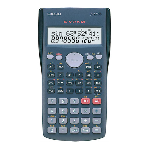 Casio-Scientific-Calculator-Fx-82Ms