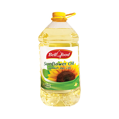 BELL FOOD SUNFLOWER OIL 5L