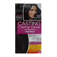 L'oreal Casting Creme Gloss 100 Black Licorice
