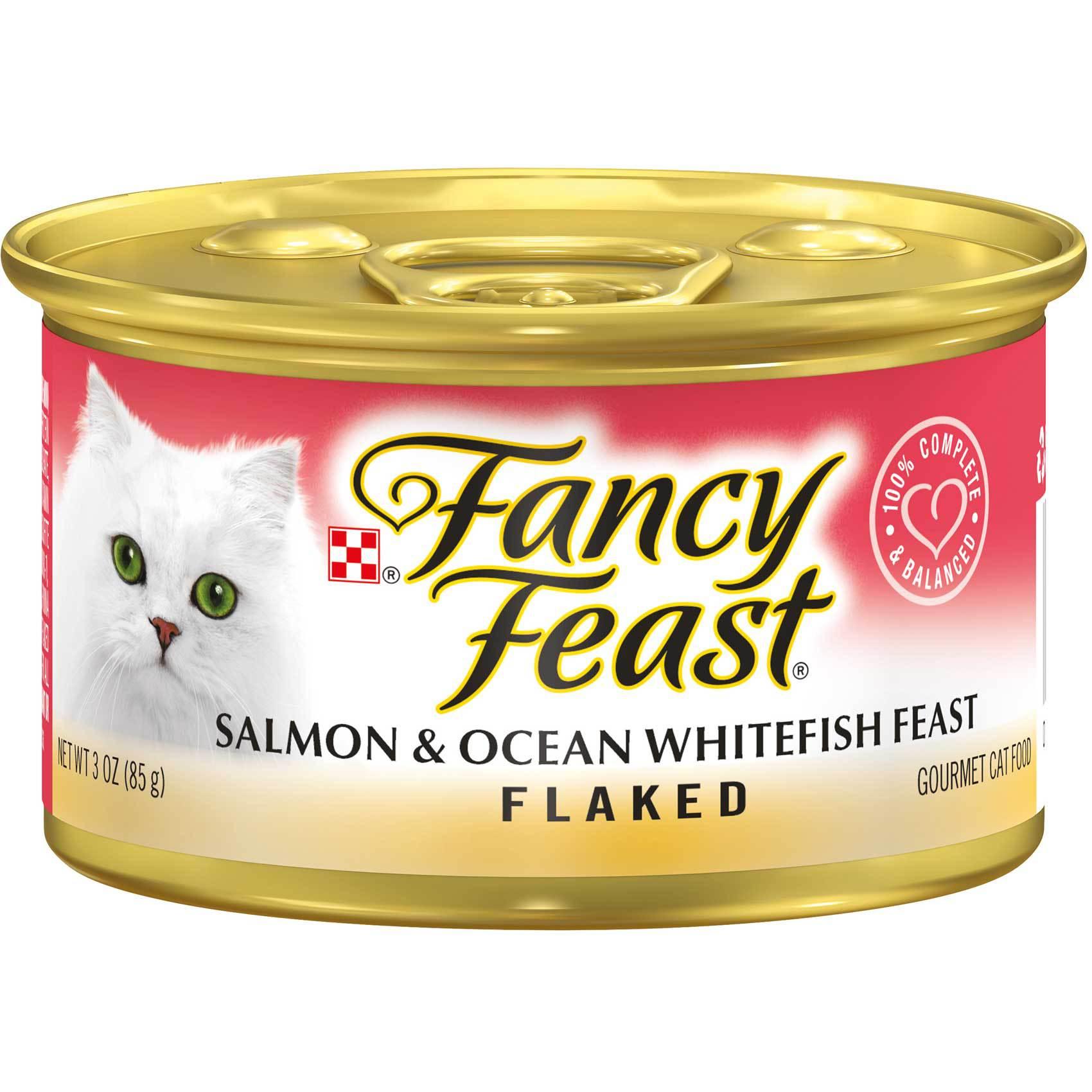 FANCYFEAST SLMNFSH 85GM FLAKES