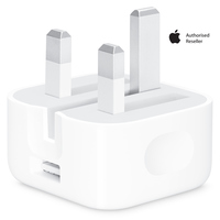 Apple Home Charger 5W USB Power Adapter (Folding Pins)