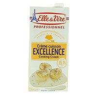 Elle & Vire Excellence Cooking Cream 1 L