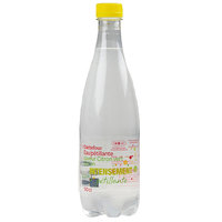 Carrefour Sparkling Water Lemon Lime 500ml