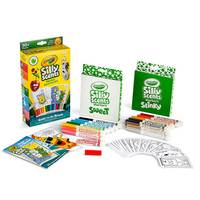 Crayola Silly Scents Markers Activity