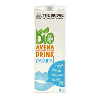 The Bridge Bio Avena Oats 1l