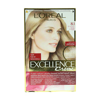 L'Oreal Excellence Creme 8.1 Light Ash Blonde
