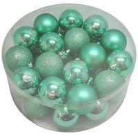 Balls Set 32 Pcs 6Cm Cyan