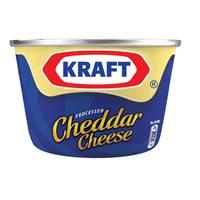 Kraft Processed Cheddar Cheese 50g