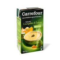 Carrefour Spiced  Zucchini Soup 1L