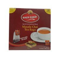 Wagh Bakri Masala Chai Tea Bags 200g