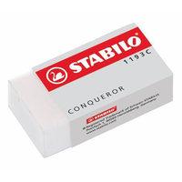 STABILO CONQUEROR ERASERS 6PCS