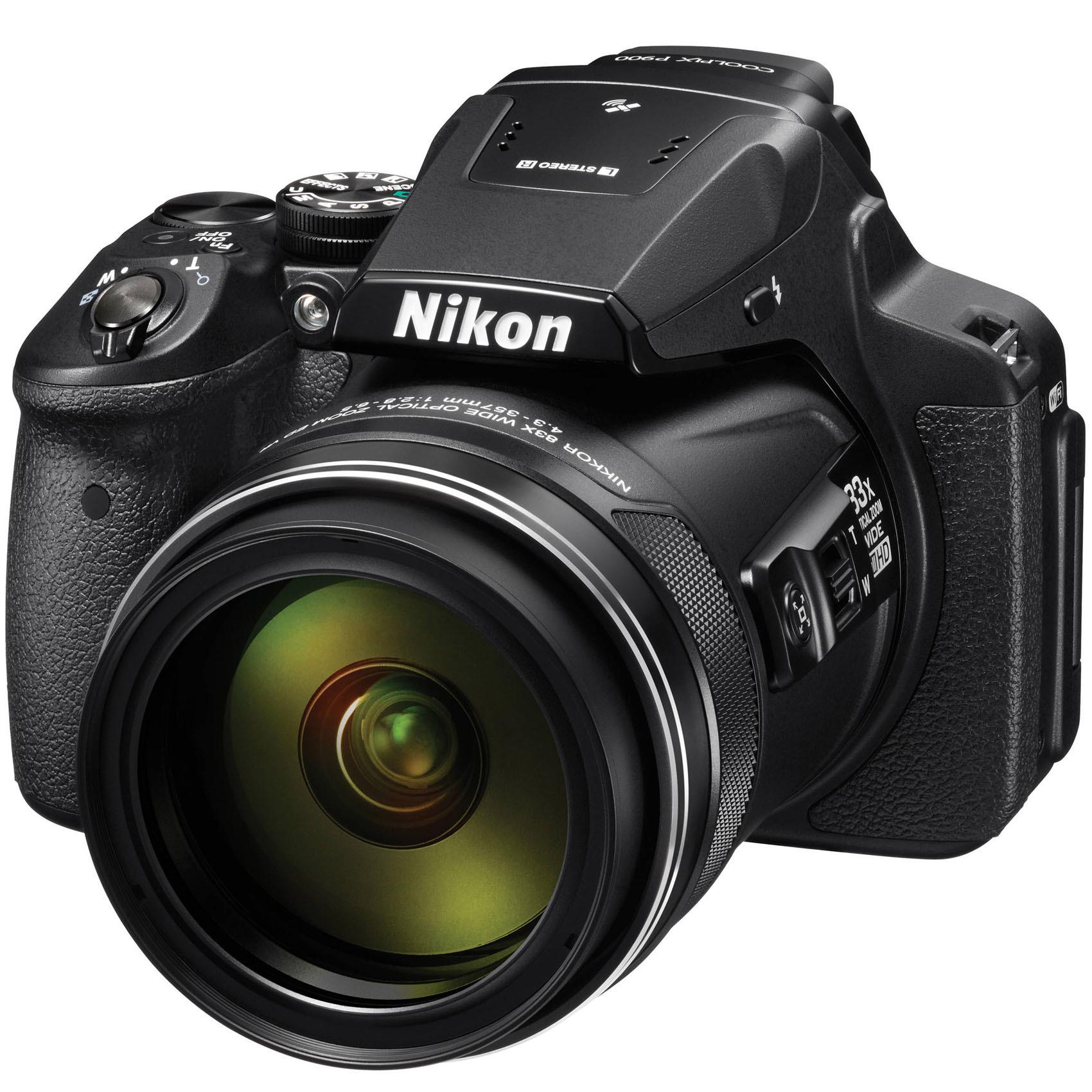 CMR P900 NIKON+16GB+CASE