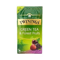 Twinings Green Tea And Forest Fruit 25 Sachets