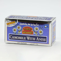 Al Diafa Tea Camomile with Anise x 25 Pieces