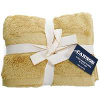 Cannon Hand Towel 2pc set Gold 41X71cm