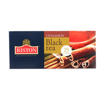 Riston Black Tea Cinnamon 37.5g