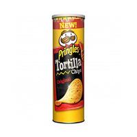 Pringles Tortilla Original 165GR