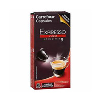 Carrefour Strong Coffee Caps 10's 52GR