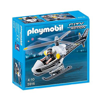 Playmobil 5916 City Action Police Helicopter 5916