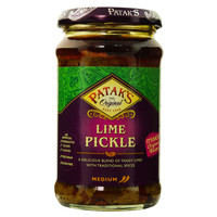 Patak's Lime Pickle Medium 283g