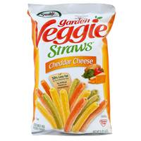 Sensible Portions Garden Veggie Straws Cheddar Cheese 141g