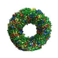 Door Wreath Artificial Garland Multi Color 40CM