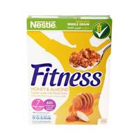 Nestle Cereals Fitness Honey & Almond 355GR