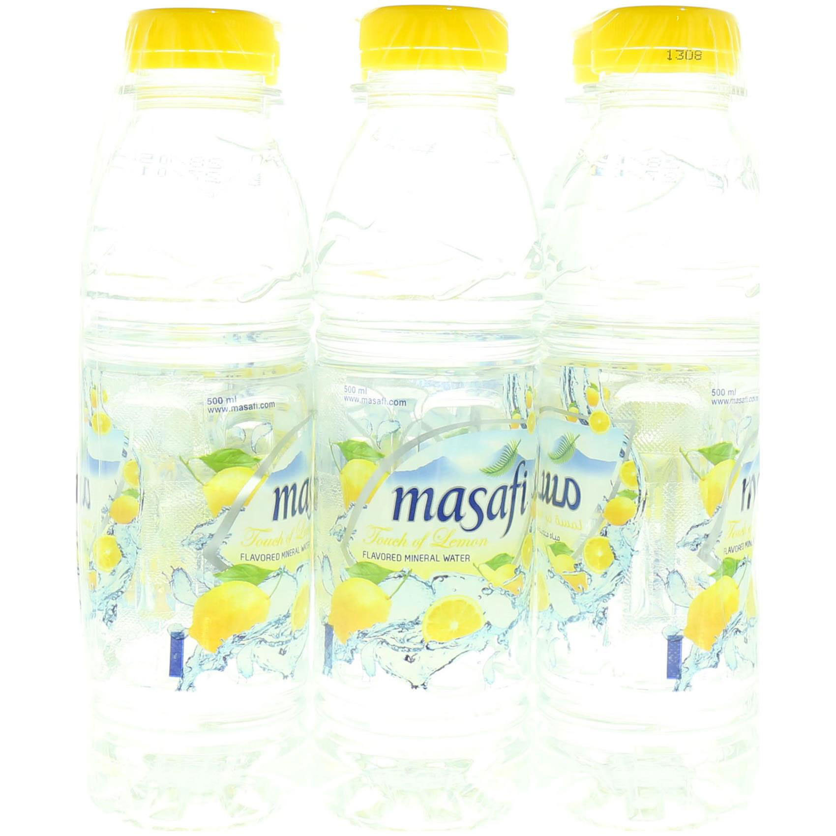 MASAFI WATER LEMON 500MLX6