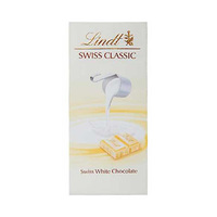Lindt Swiss White Chocolate 100GR