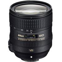 Nikon Lens AF-S 24-85mm f/3.5-4.5G ED VR