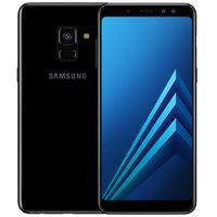 Samsung A8+ 2018 Dual Sim 4G 64GB Black