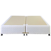 King Koil Posture Guard Bed Foundation 160X200 + Free Installation