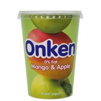 Onken Mango & Apple Yogurt 450g