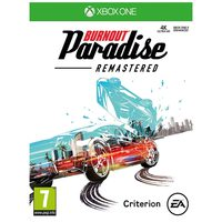 Microsoft Xbox One Burnout Paradise Remastered