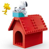 Banbao Snoopy 60Pcs 7508