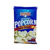 Magic Pop Microwave Popcorn  Cheese Flavour