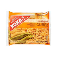 Koka Curry Noodles 85GR