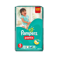 Pampers Diapers Pants Junior Size 5 12-18KG 48 Pieces