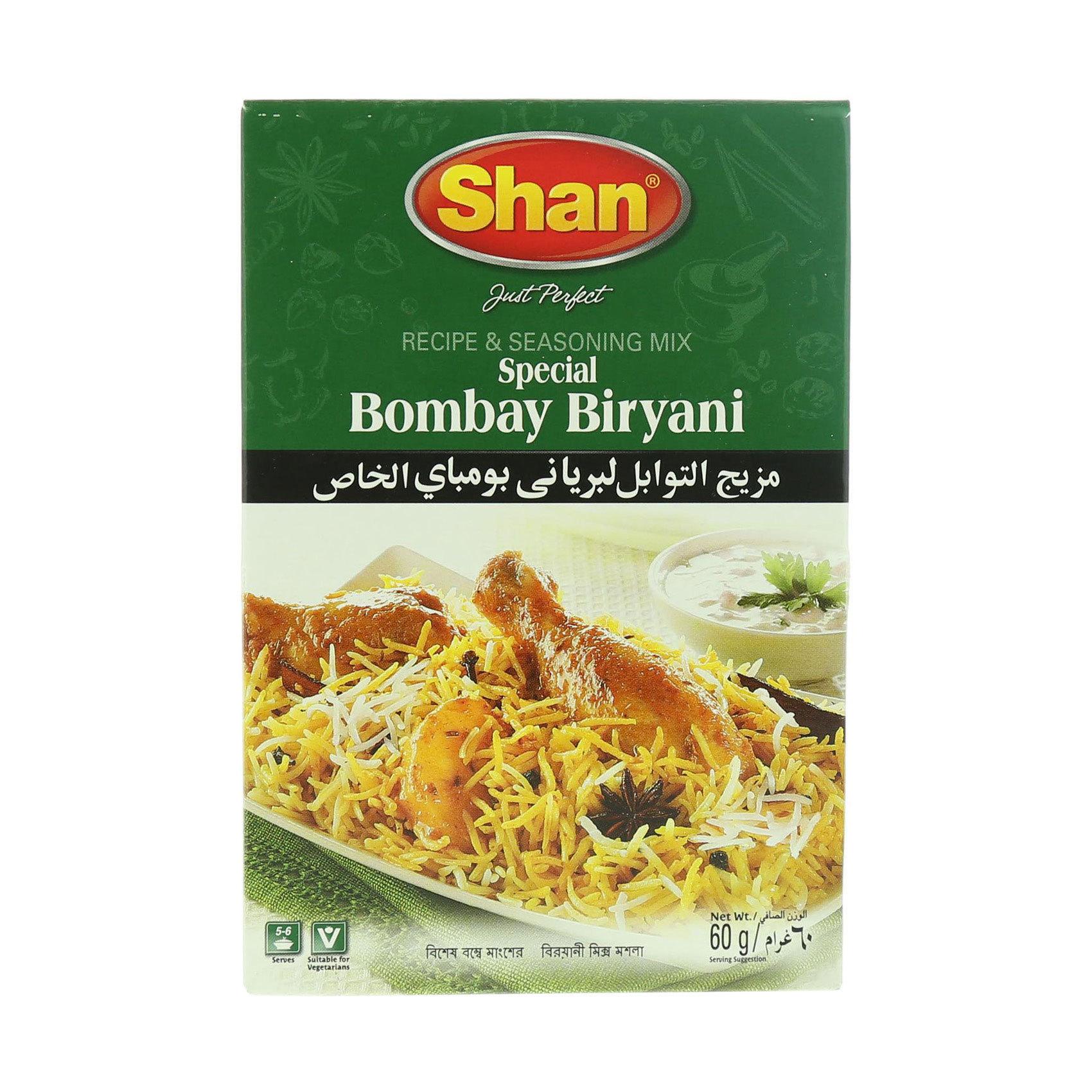 SHAN BOMBAM BIRYANI MIX 65G
