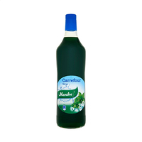 Carrefour Menthe Syrup 1L