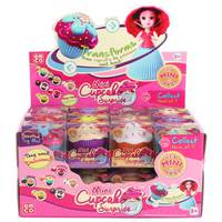 Emco Mini Surprise Cupcake Randomly Assorted